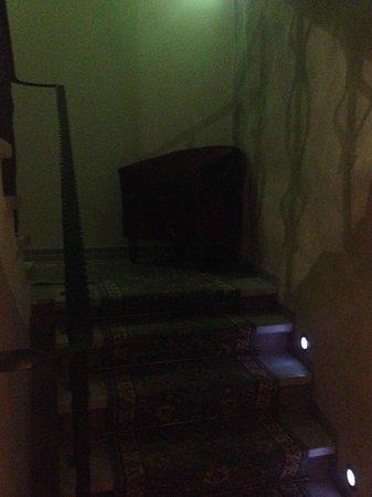 Hotel CRU: в коридоре