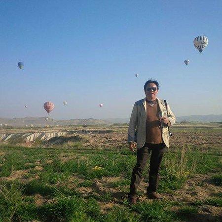 Road Runner Travel - Day Tours: Cappadoccia Hot Air Balloon
