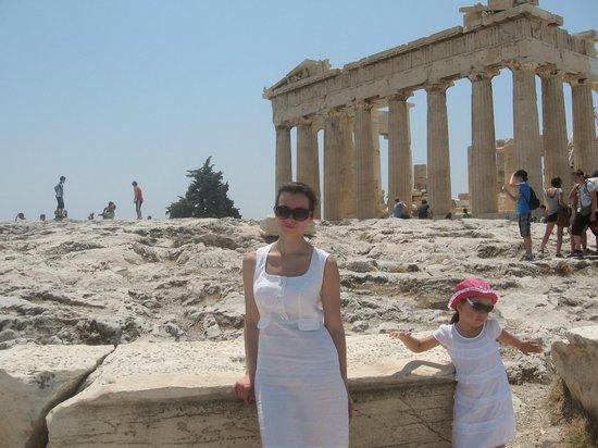 Acropole : Акрополь