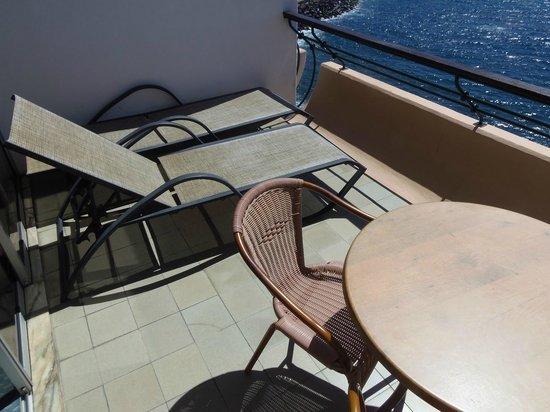 Pestana Carlton Madeira: balcony