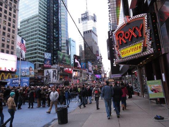 Roxy Delicatessen : Roxy