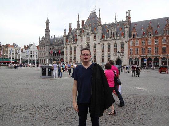 Historium Brugge: Daniel White in Bruges