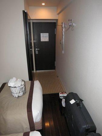 Sutton Place Hotel Ueno: kein Platz