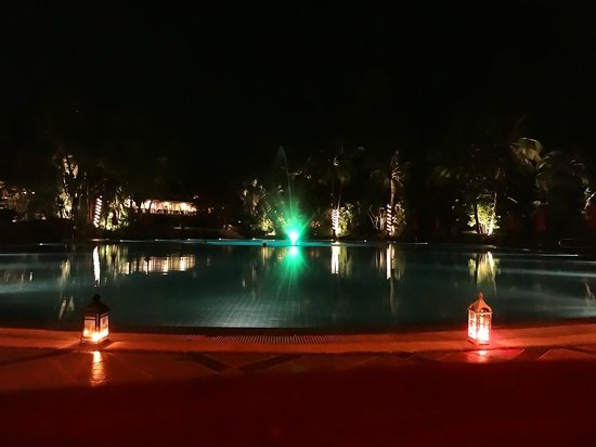 Santiburi Beach Resort & Spa: Anlage
