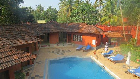 Deshadan Cliff & Beach Resort: Cottages