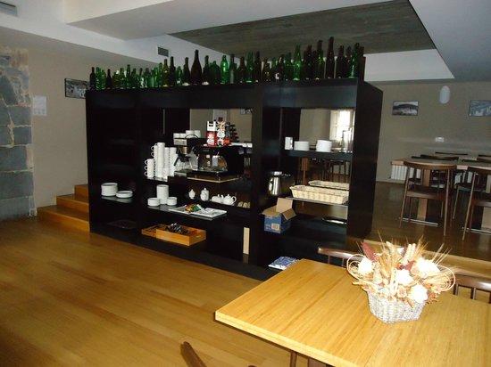 Hotel Roncesvalles: Interior Hotel