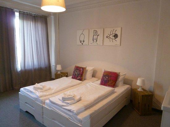 zimmer bild von pyjama park hotel und hostel hamburg tripadvisor. Black Bedroom Furniture Sets. Home Design Ideas