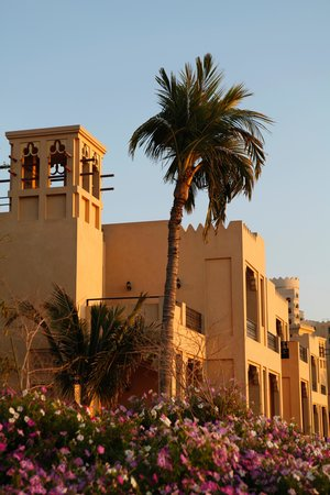 Hilton Al Hamra Beach & Golf Resort : Strandvillas