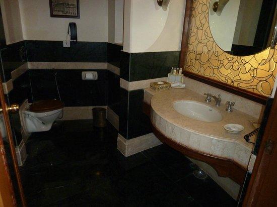 Le Meridien Jaipur Resort & Spa : Bathroom