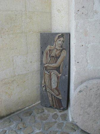 AlKaBriS: opere di Kamer all'ingresso