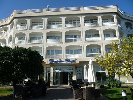 Denizkizi & Denizkizi Royal Hotel: Vue de face