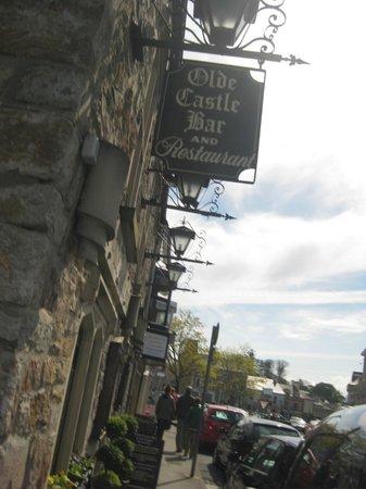 Olde Castle Bar: Olde castle