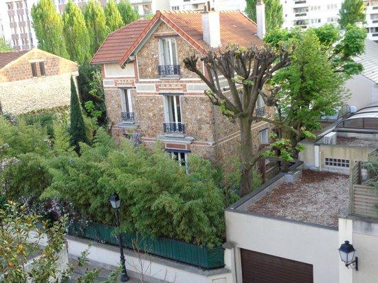 Adagio Access Vanves Porte de Versailles : Lo que se veía desde la habitación (Planta ·3ª)