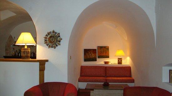 Hotel Villa Belvedere: Hotel bar