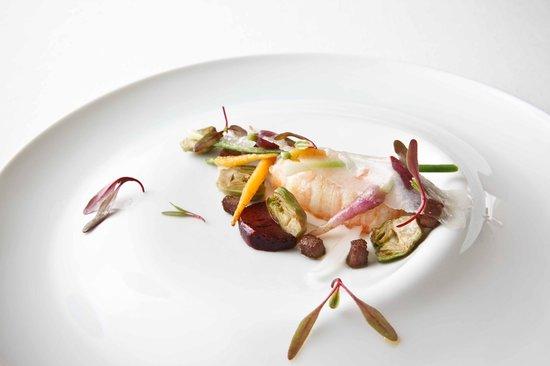 Echaurren Hotel Gastronómico: El portal del Echaurren - 2 estrellas michelin