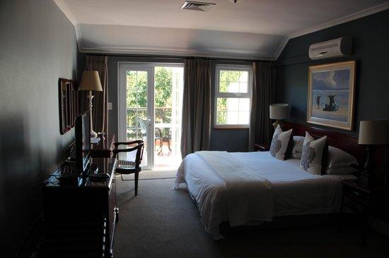 Rusthuiz Guest House : chambre