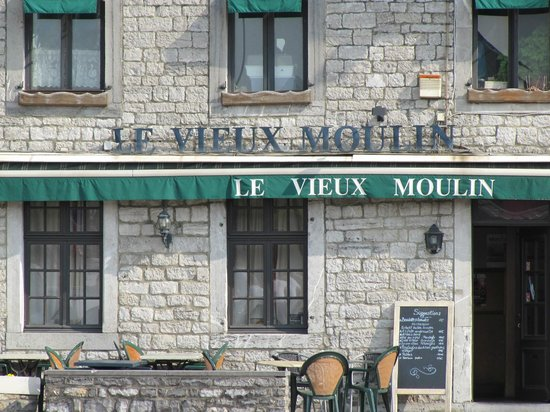 Le grill du vieux moulin (マル...