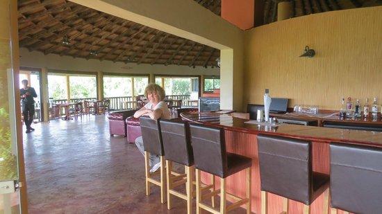 Mara Engai Wilderness Lodge: bar