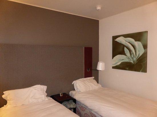 Radisson Blu Hotel, Birmingham: 部屋