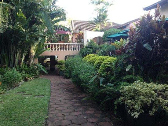 Santa Lucia Guesthouse: le jardin