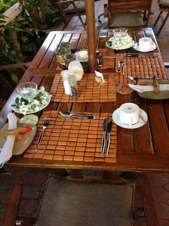 Santa Lucia Guesthouse: le petit déjeuner