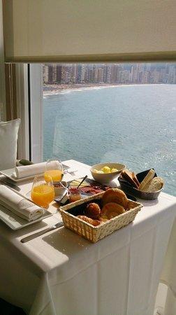 Villa Venecia Hotel Boutique: Un desayuno, ¡10!