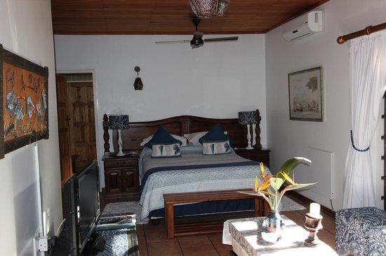 Santa Lucia Guesthouse : la chambre