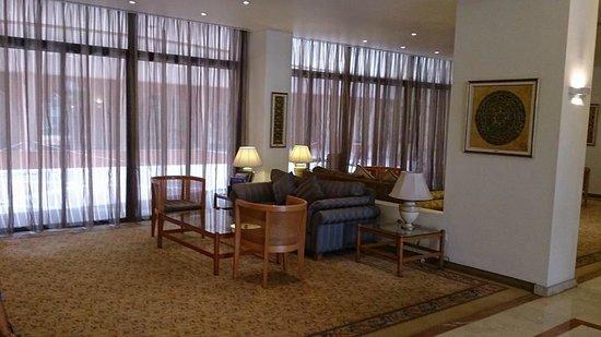 Lancaster Tamar Hotel: Lobby Area