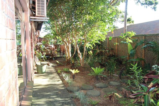 Santa Lucia Guesthouse: terrasse