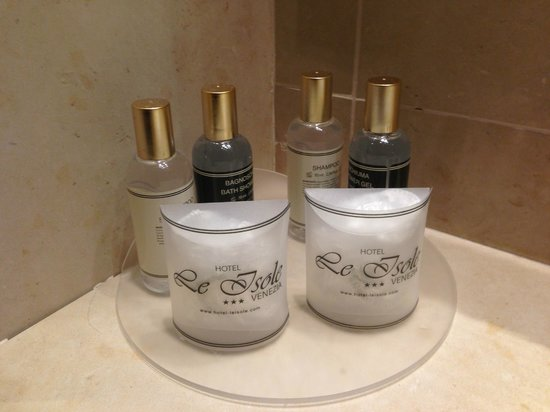 Hotel Le Isole: Amenities