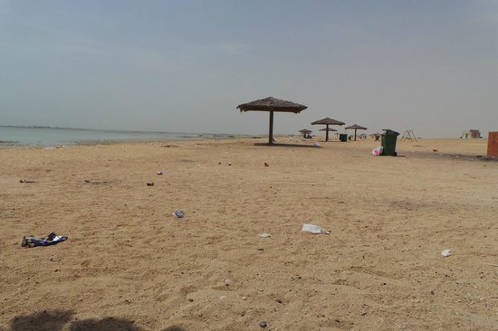 Al Khor, Qatar: Beach view