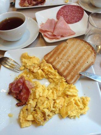 Hotel Le Isole: Desayuno