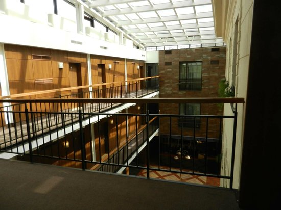 Daugirdas Hotel: Третий этаж