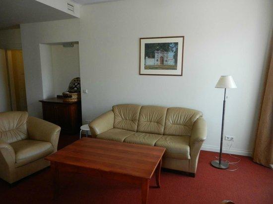 Daugirdas Hotel: Комната
