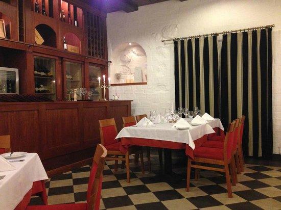 Daugirdas Hotel: Ресторан