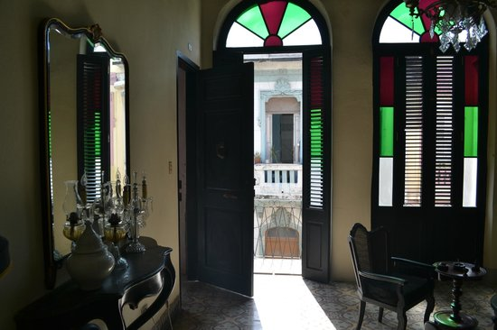 Casa Densil: Living room