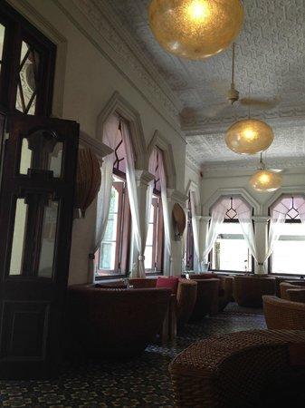Casa Colombo lobby