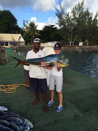 Hooker Deep Sea Fishing: Dorado