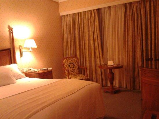 Melia  Castilla : Room