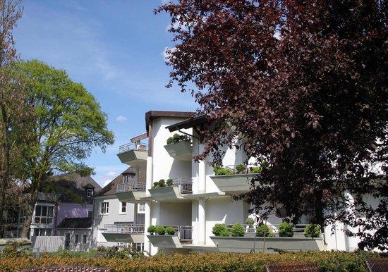 Nells Park Hotel gemütlich und schick