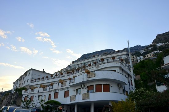 Hotel Dei Cavalieri: Vue de l'hôtel