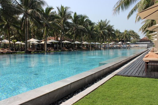 Four Seasons Resort The Nam Hai, Hoi An: メインプール