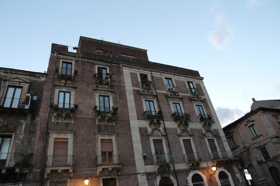 Bed & Breakfast San Placido Inn : palazzotto esterno