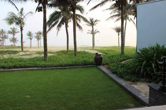 Four Seasons Resort The Nam Hai, Hoi An: 部屋からの眺め