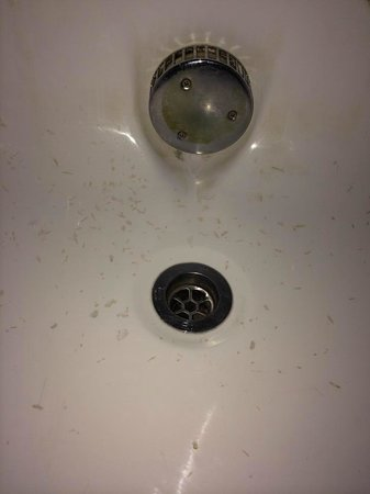 Fairmont Resort Blue Mountains - MGallery Collection: Dirty bath. Told manager, he didn't care.