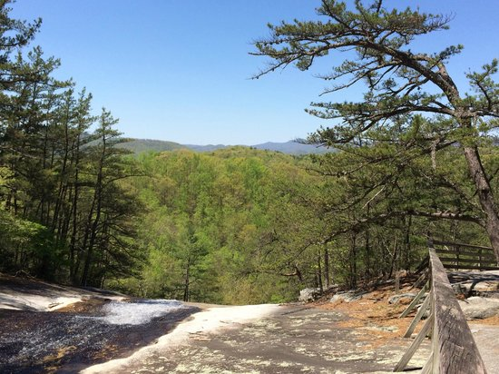 Stone Mountain State Park : More beautiful views.