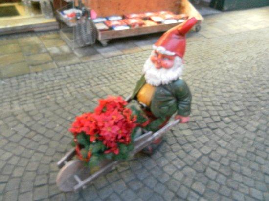 Historic Center of Vienna: Волшебный гномик