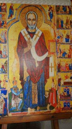 Agios Nikolaos tis Stegis Church: From my visit to Ayios Nikolaos tis Stegis