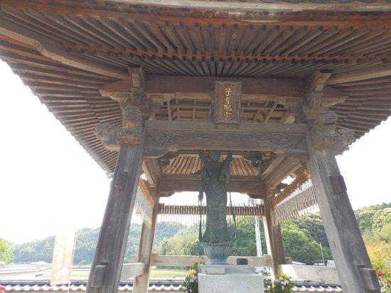 Tanemaji Temple: 観音堂・子安観音像