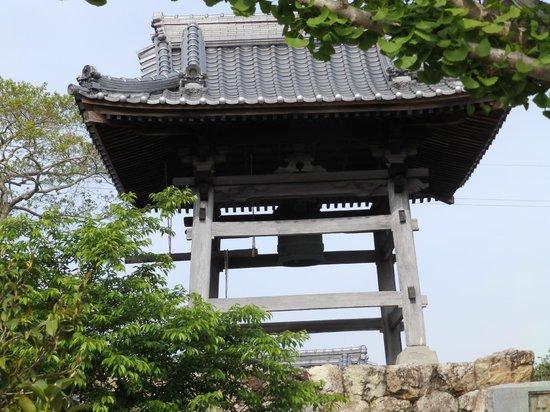 Tanemaji Temple : 鐘楼